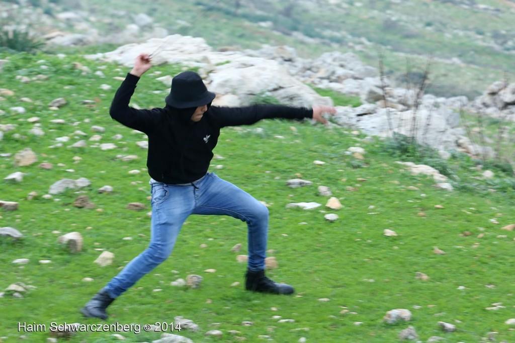 Nabi Saleh 19/12/2014 | IMG_4065
