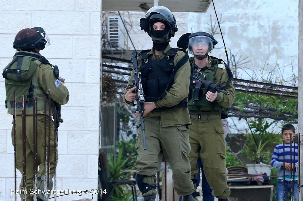 Nabi Saleh 19/12/2014 | IMG_4158