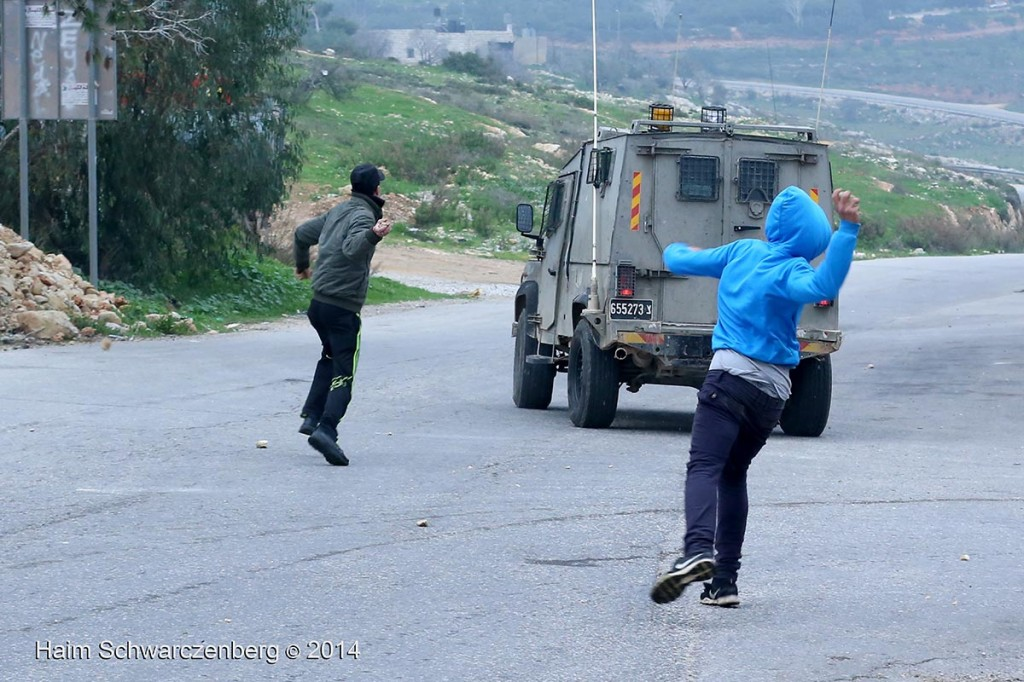 Nabi Saleh 19/12/2014 | IMG_4187