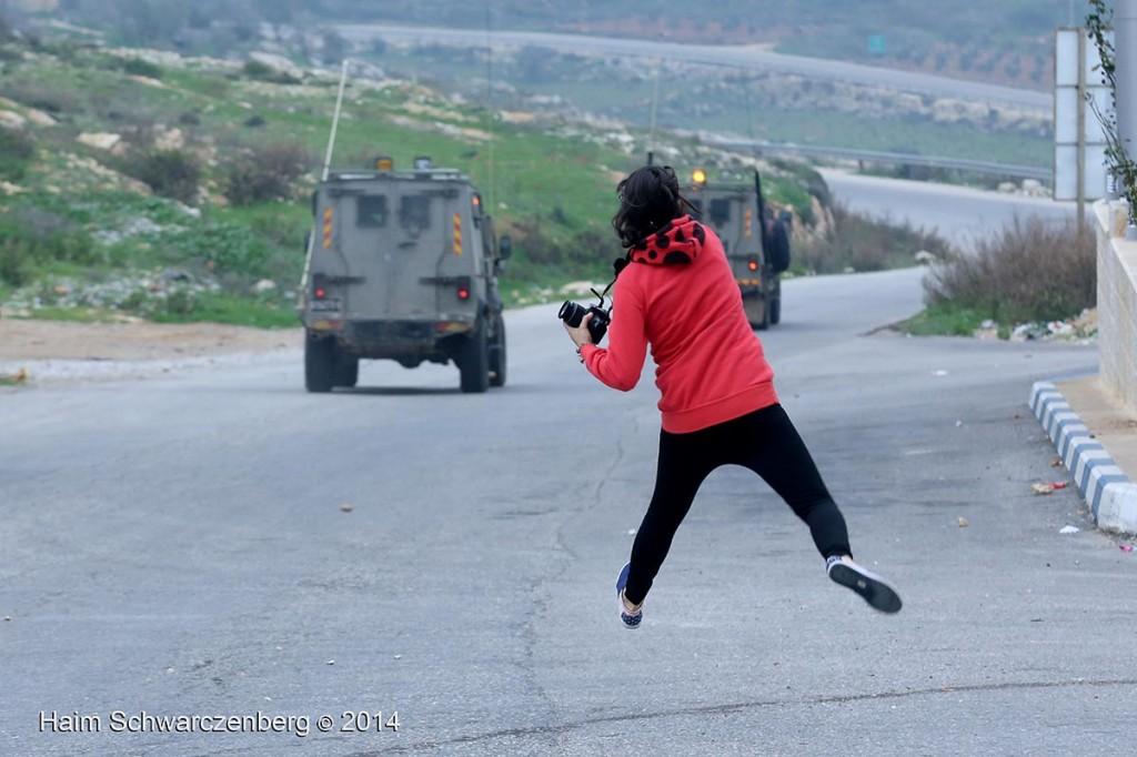 Nabi Saleh 19/12/2014 | IMG_4201