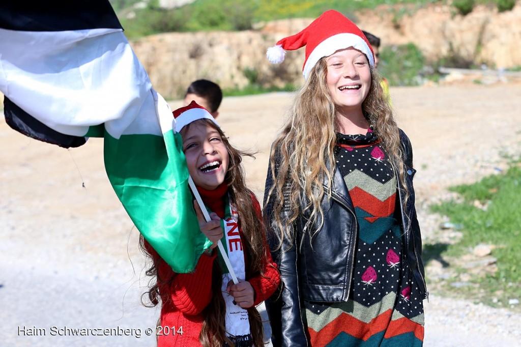 Nabi Saleh 26/12/2014 | IMG_4472