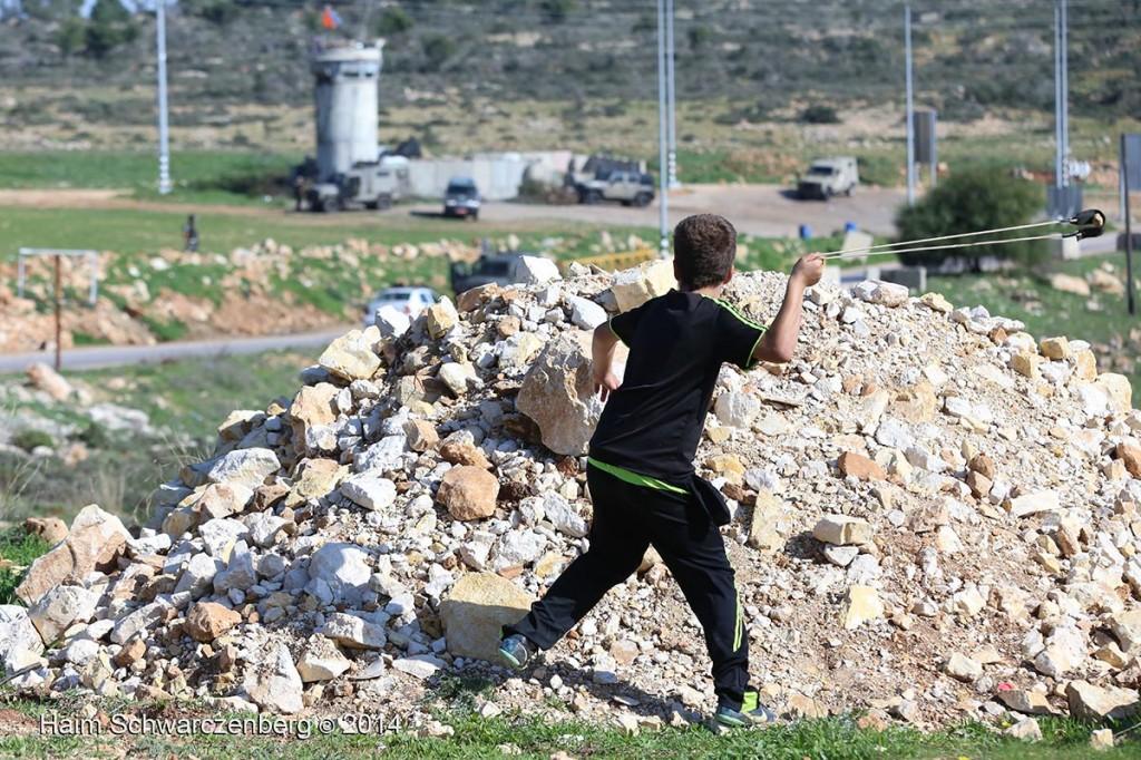 Nabi Saleh 26/12/2014 | IMG_4506