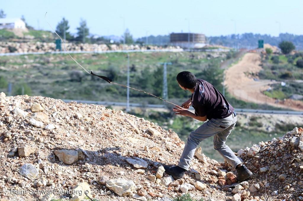 Nabi Saleh 26/12/2014 | IMG_4523