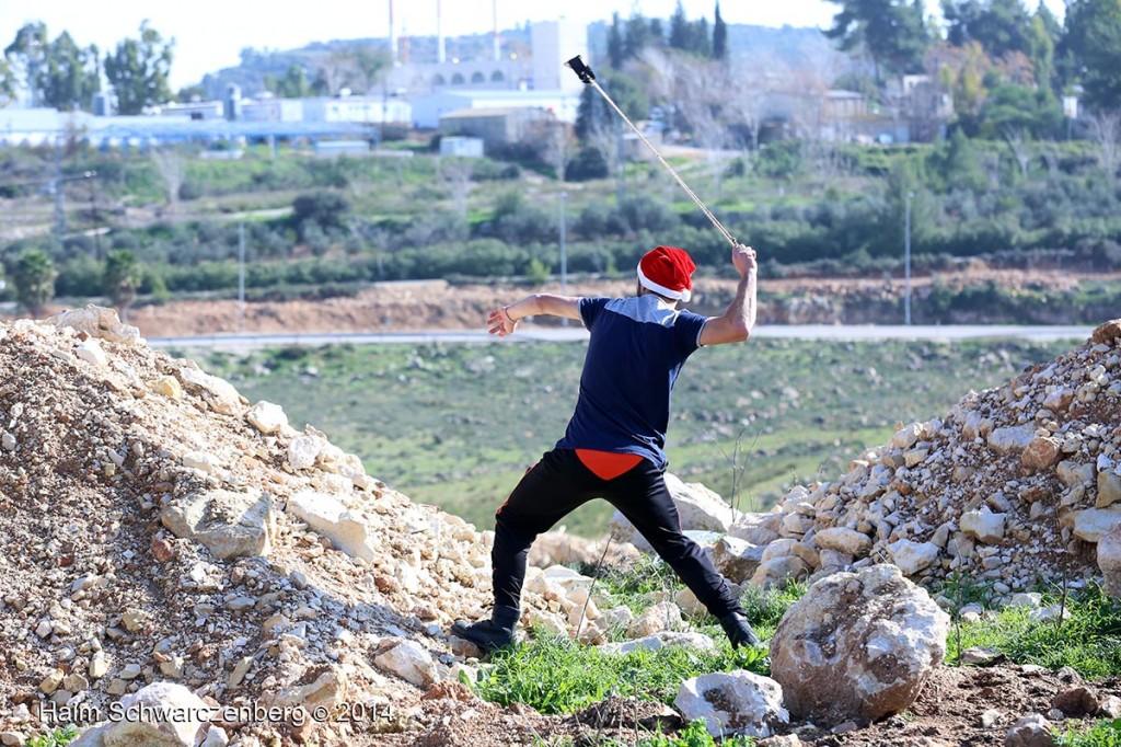Nabi Saleh 26/12/2014 | IMG_4537