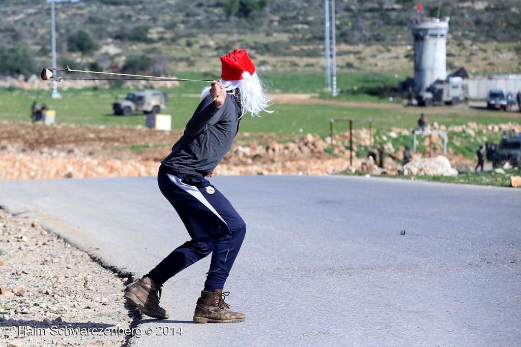 Nabi Saleh 26/12/2014 | IMG_4572