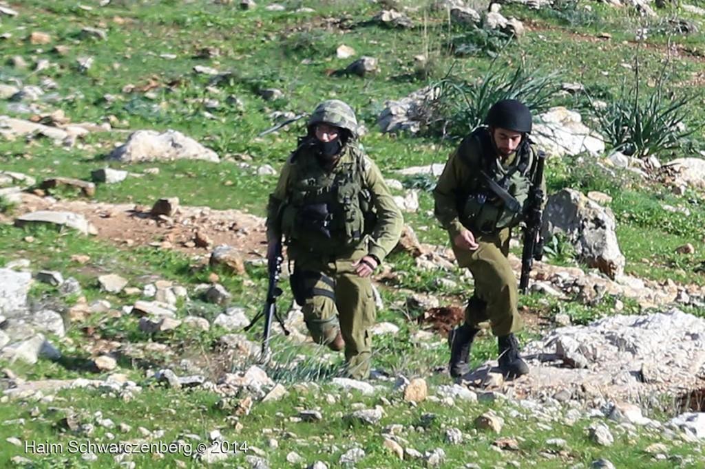 Nabi Saleh 26/12/2014 | IMG_4733