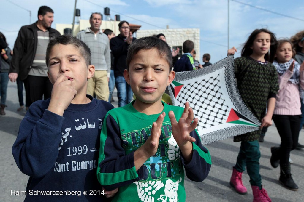 Nabi Saleh 12/12/2014 | IMG_8859