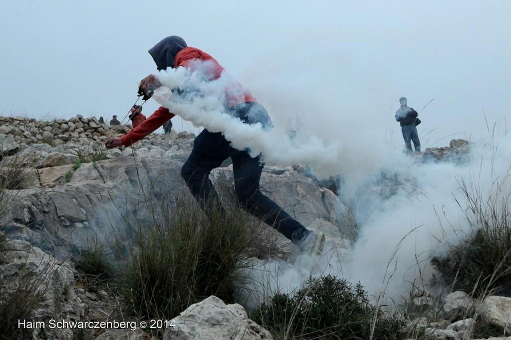 Nabi Saleh 19/12/2014 | IMG_9149