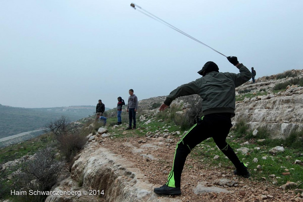 Nabi Saleh 19/12/2014 | IMG_9166
