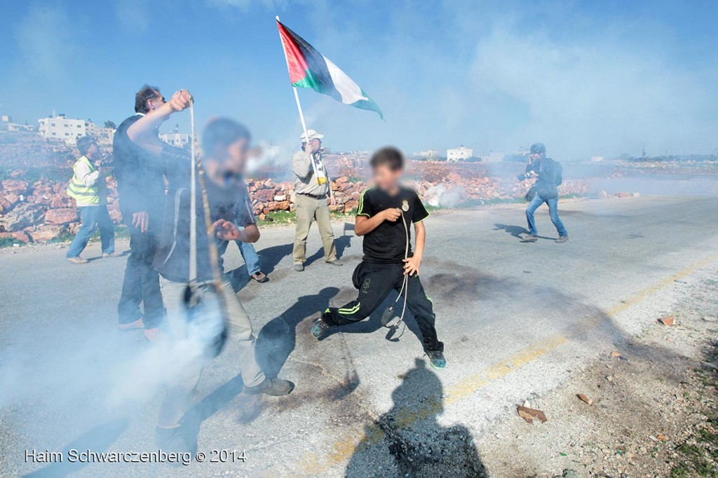 Nabi Saleh 26/12/2014 | IMG_9329