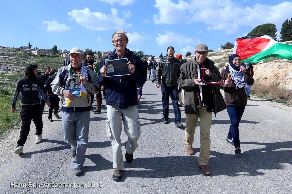 Nabi Saleh 23/01/2015 | IMG_0528