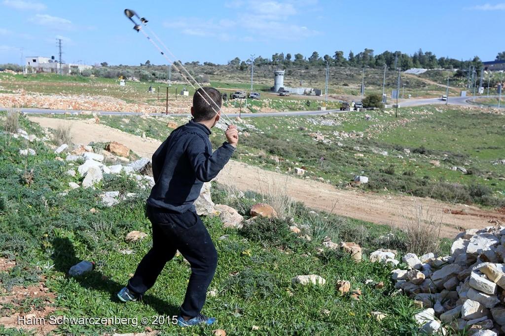 Nabi Saleh 23/01/2015 | IMG_0558