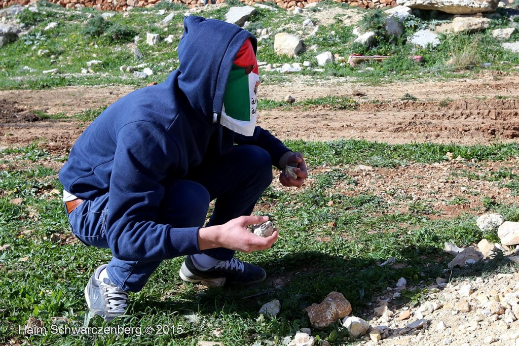 Nabi Saleh 23/01/2015 | IMG_0570