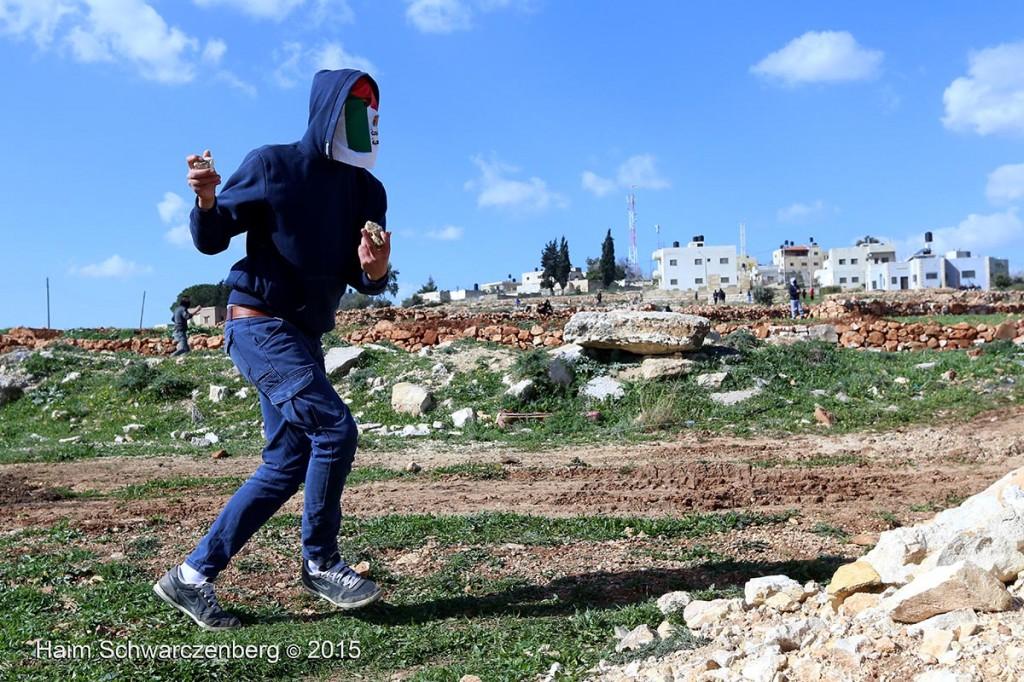 Nabi Saleh 23/01/2015 | IMG_0578