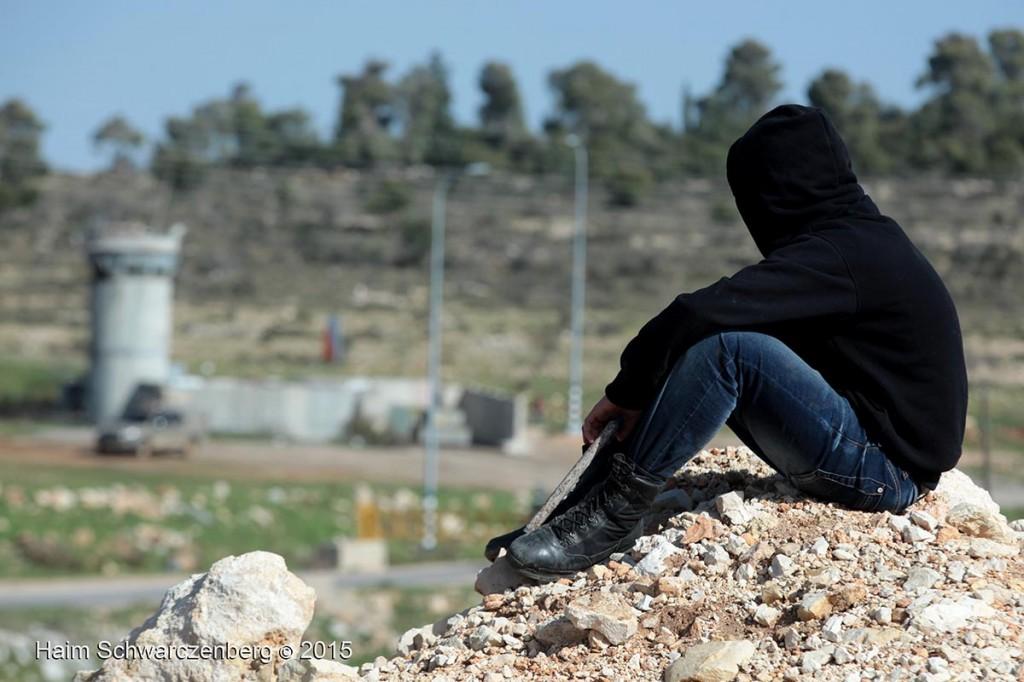 Nabi Saleh 23/01/2015 | IMG_0607