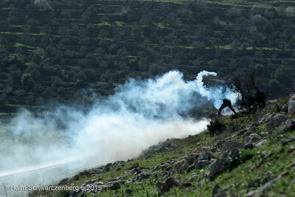 Nabi Saleh 23/01/2015 | IMG_0726