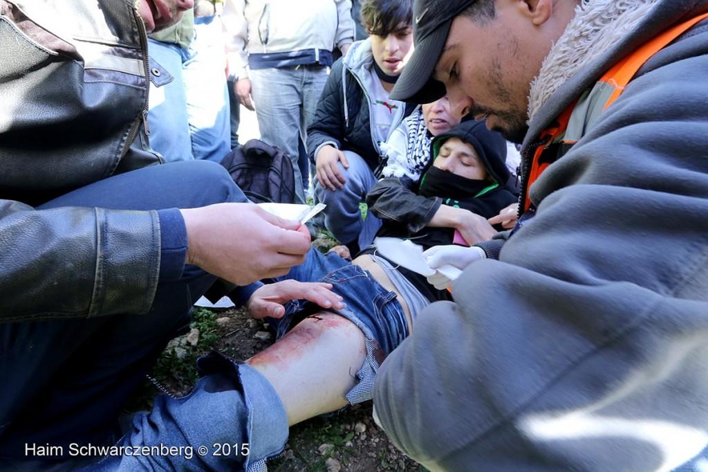 Nabi Saleh 30/01/2015 | IMG_0794
