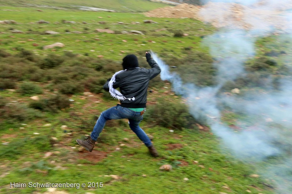 Nabi Saleh 16/01/2015 | IMG_8040