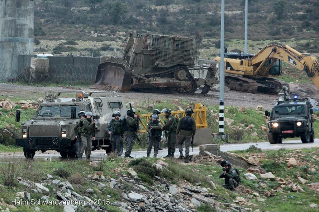Nabi Saleh 16/01/2015 | IMG_9852