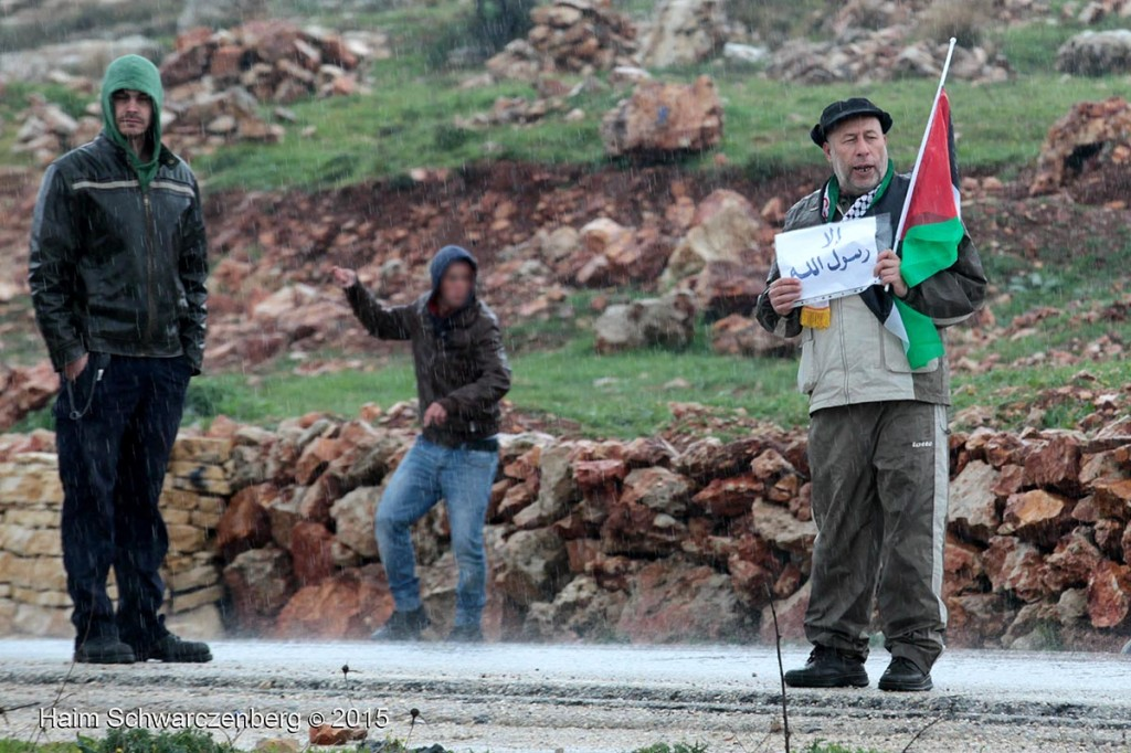 Nabi Saleh 16/01/2015   IMG_9869
