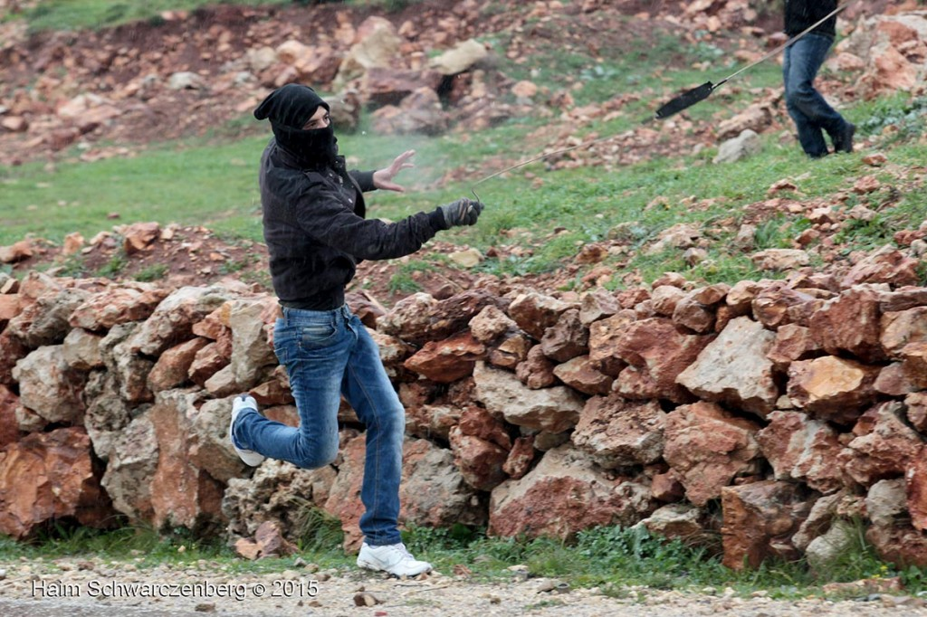 Nabi Saleh 16/01/2015 | IMG_9899