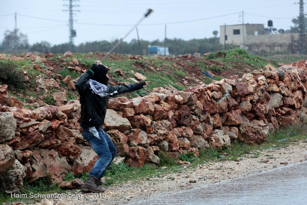 Nabi Saleh 16/01/2015 | IMG_9926