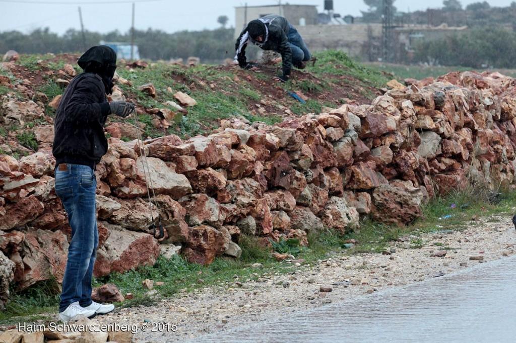 Nabi Saleh 16/01/2015 | IMG_9929