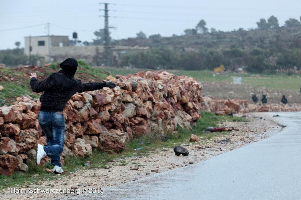 Nabi Saleh 16/01/2015 | IMG_9933