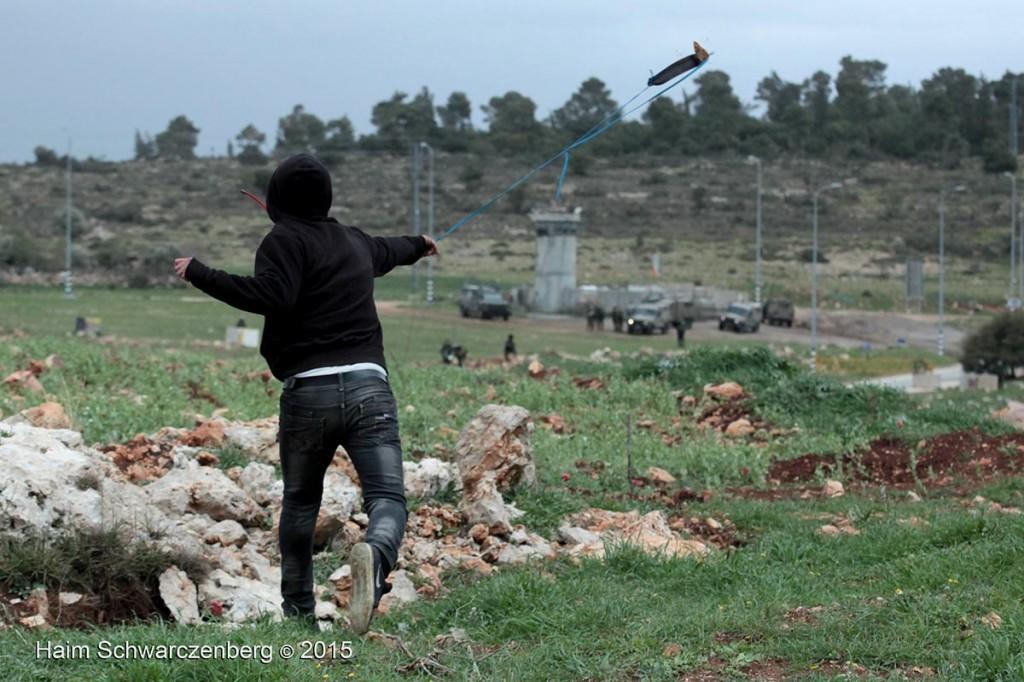 Nabi Saleh 13/02/2015 | IMG_1282