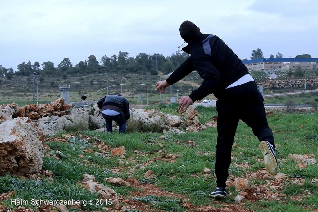 Nabi Saleh 13/02/2015 | IMG_2625