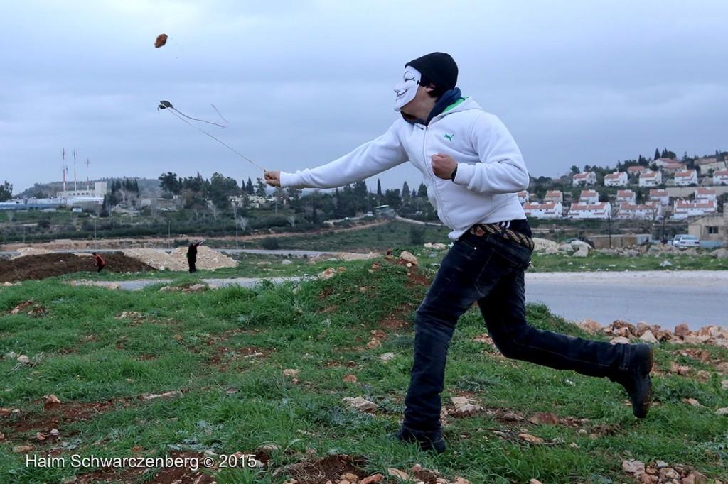 Nabi Saleh 13/02/2015 | IMG_2670