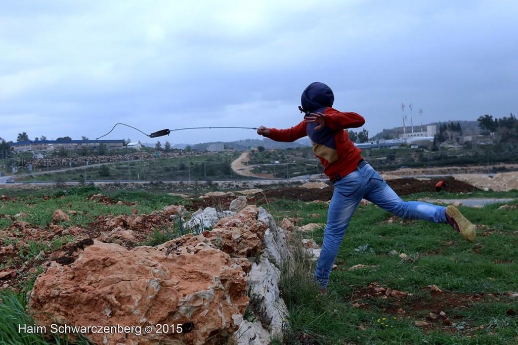 Nabi Saleh 13/02/2015 | IMG_2686