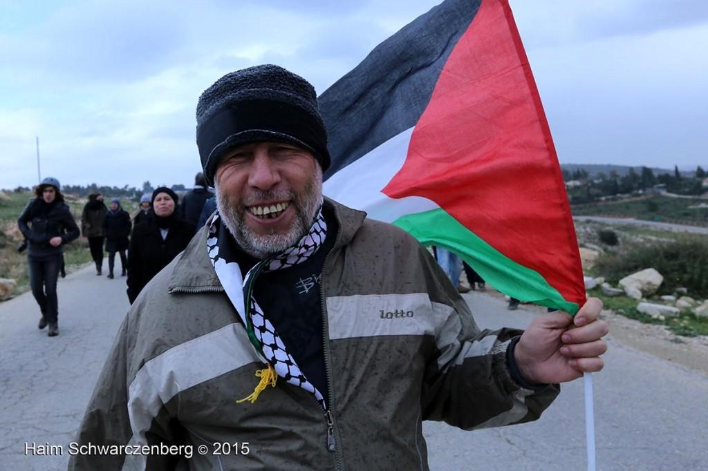 Nabi Saleh 13/02/2015 | IMG_2689