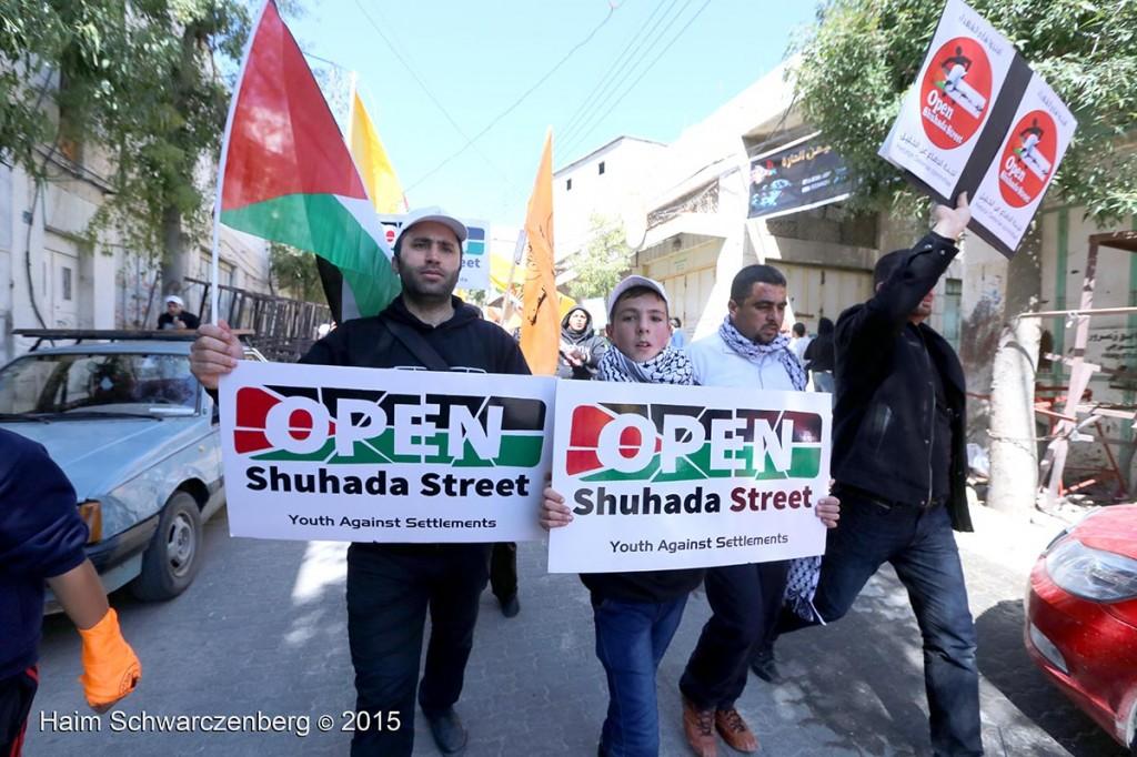 Open Shuhadaa street, Hebron | IMG_3427