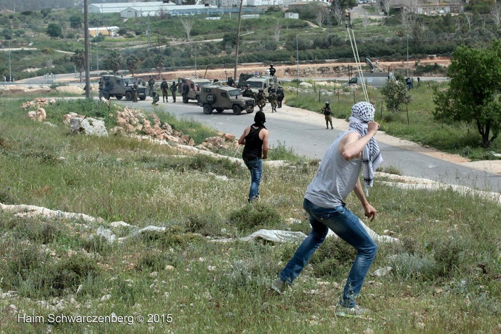 Land Day march in Nabi Saleh 28/03/2015 | IMG_2845
