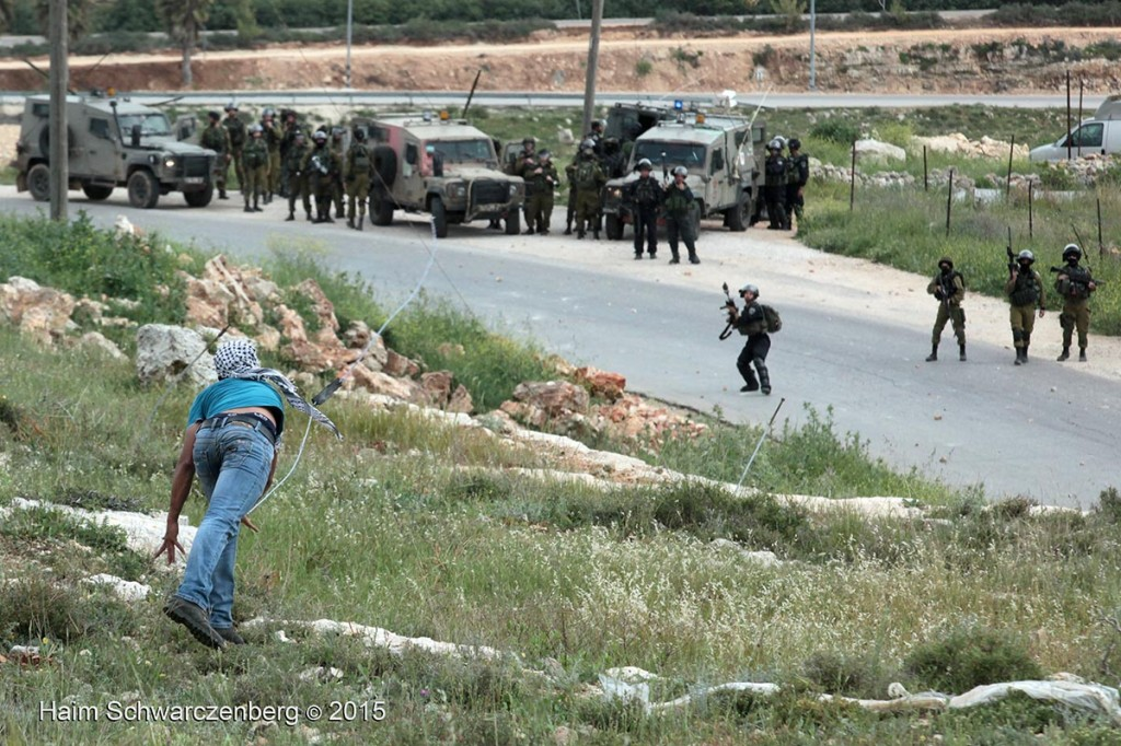 Land Day march in Nabi Saleh 28/03/2015 | IMG_2885