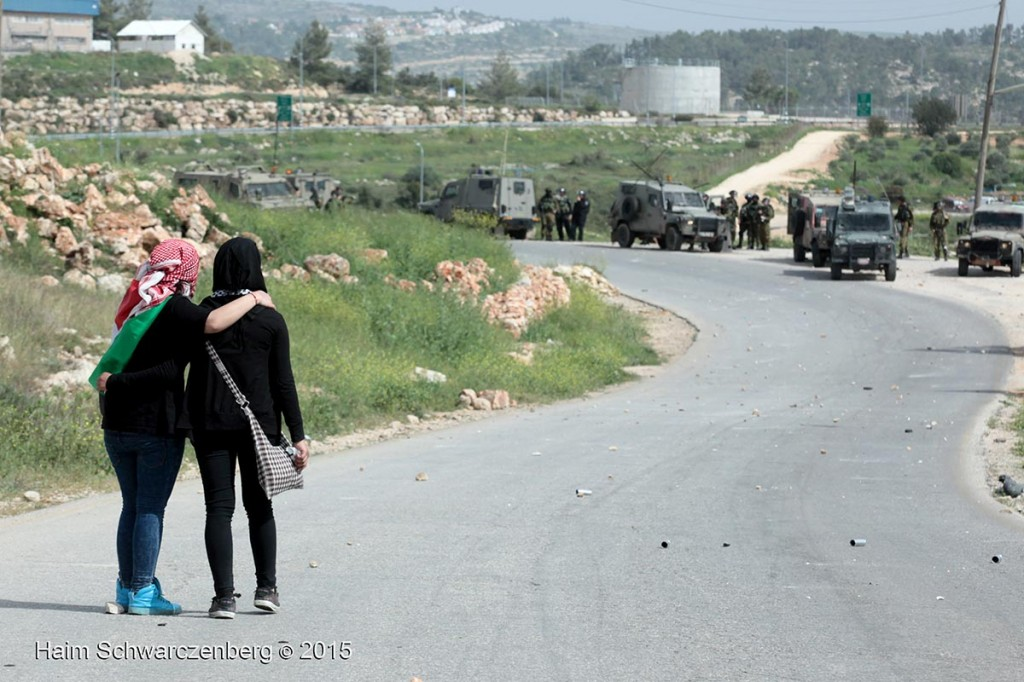 Land Day march in Nabi Saleh 28/03/2015 | IMG_2965