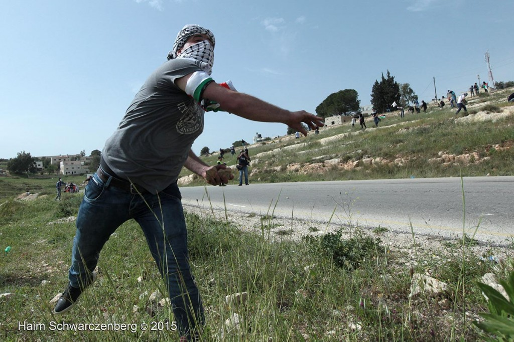 Land Day march in Nabi Saleh 28/03/2015 | IMG_3006