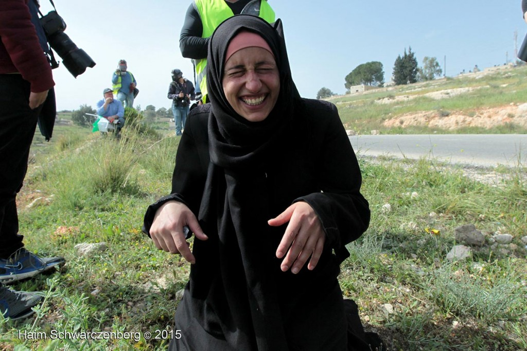 Land Day march in Nabi Saleh 28/03/2015 | IMG_3030