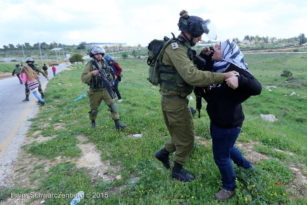 Nabi Saleh 13/03/2015 | IMG_5011