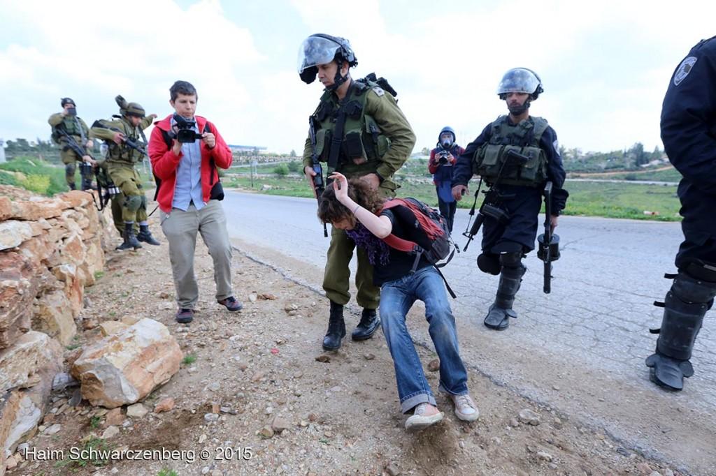 Nabi Saleh 13/03/2015 | IMG_5156