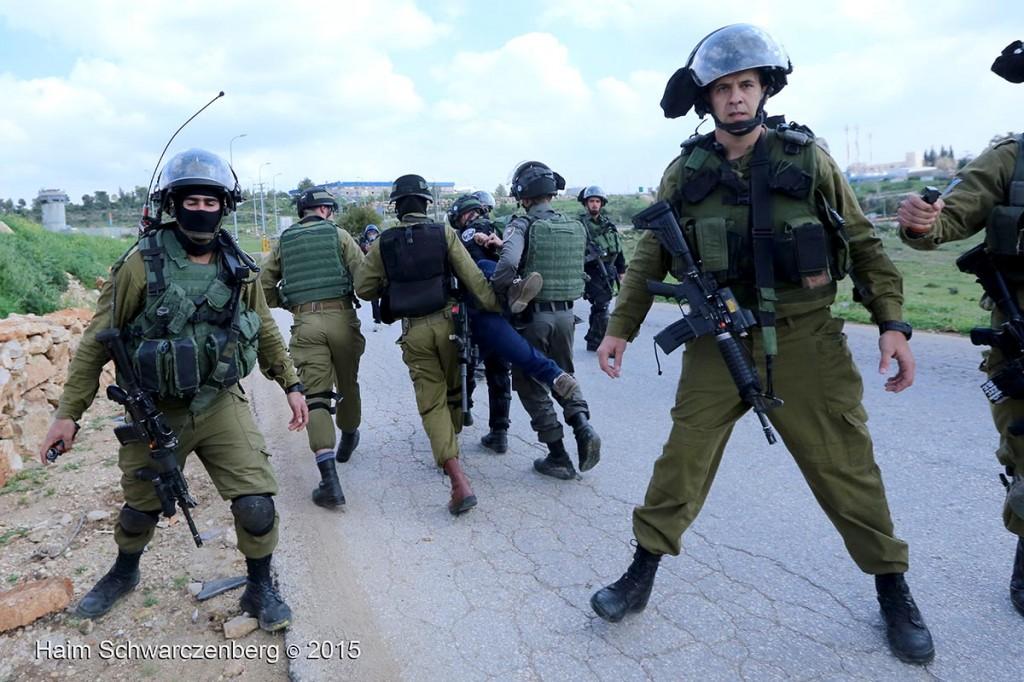 Nabi Saleh 13/03/2015 | IMG_5210