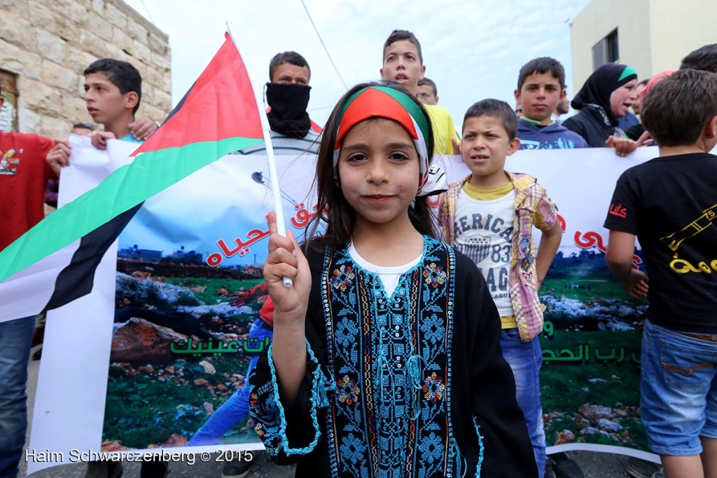 Land Day march in Nabi Saleh 28/03/2015 | IMG_7468