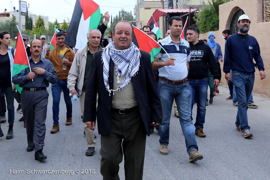 Land Day march in Nabi Saleh 28/03/2015 | IMG_7494