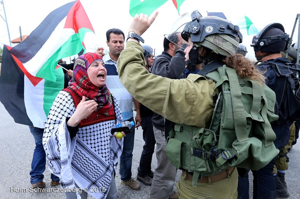 Land Day march in Nabi Saleh 28/03/2015 | IMG_7621