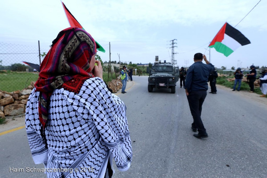 Land Day march in Nabi Saleh 28/03/2015 | IMG_7699