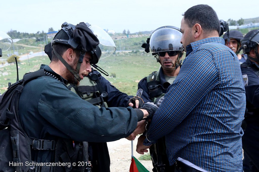 Land Day march in Nabi Saleh 28/03/2015 | IMG_7907