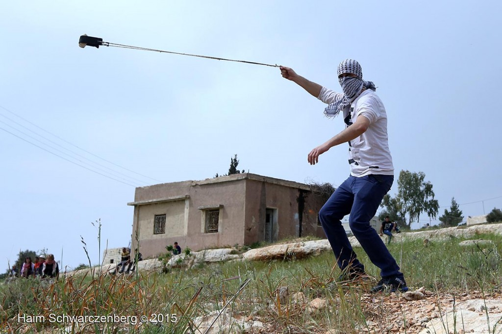 Land Day march in Nabi Saleh 28/03/2015 | IMG_8026