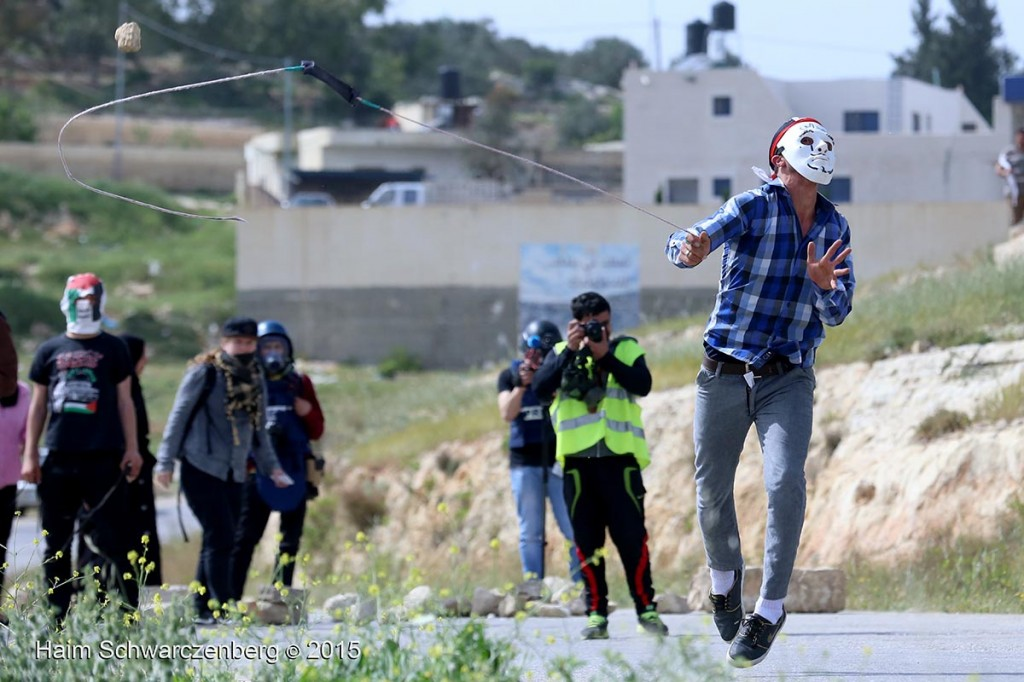 Land Day march in Nabi Saleh 28/03/2015 | IMG_8153