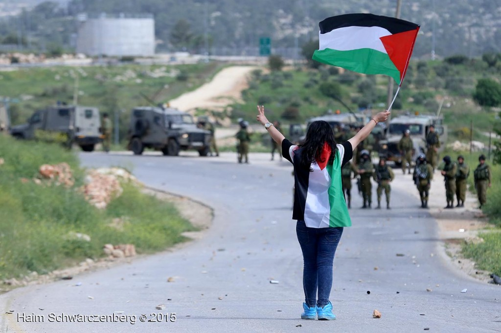 Land Day march in Nabi Saleh 28/03/2015 | IMG_8285